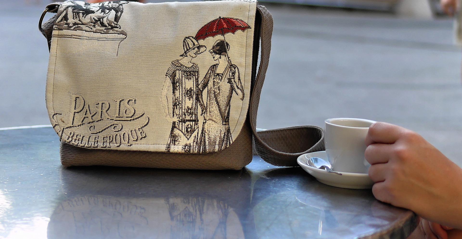 Women's designer handbags.Rosaby